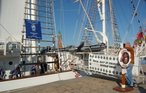 Lütte Sail in Bremerhaven