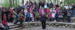 Eröffnungsfeier Friedrichsruh Langen